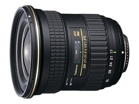 Tokina AT-X 17-35 mm f/4 Pro FX