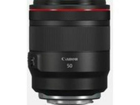 Canon RF 50 mm F1,2 L USM
