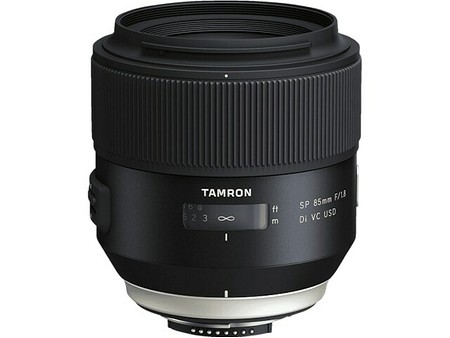 Tamron SP 85 mm f/1,8 Di VC USD