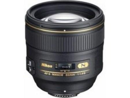 Nikon AF–S Nikkor 85 mm f/1,4 G
