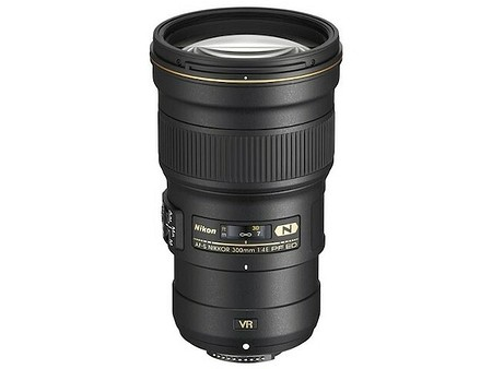 Nikon AF–S Nikkor 300 mm f/4E PF ED VR