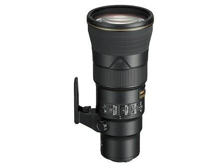 Nikon AF–S Nikkor 500 mm f/5,6E PF ED VR