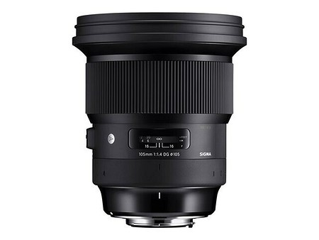 Sigma 105 mm f/1,4 DG HSM (A)