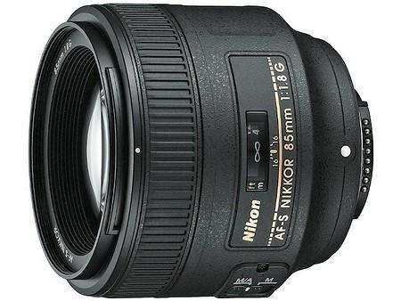 Nikon AF–S Nikkor 85 mm f/1,8 G