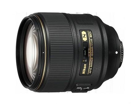 Nikon AF–S Nikkor 105mm f/1,4 E ED