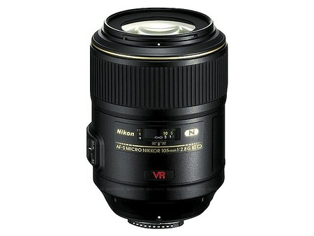 Nikon AF–S VR Micro–Nikkor 105 mm f/2,8 G IF–ED