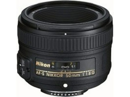 Nikon AF–S Nikkor 50 mm f/1,8 G
