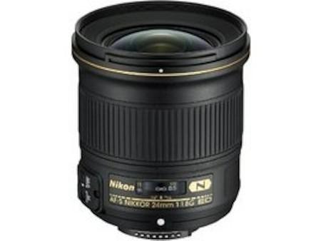 Nikon AF–S Nikkor 24mm f/1,8 G ED