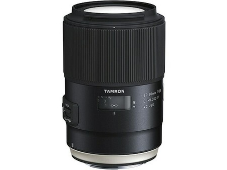 Tamron SP 90 mm f/2,8 Di Makro VC USD