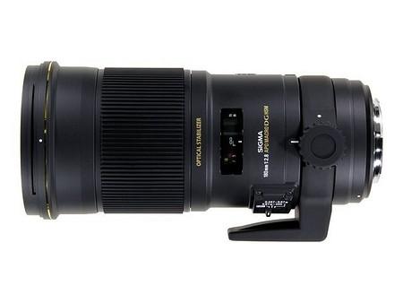 Sigma 180 mm f/2,8 EX DG OS HSM Makro