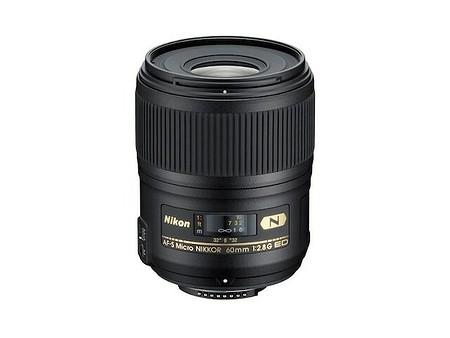 Nikon AF–S Micro–Nikkor 60 mm f/2,8 G ED
