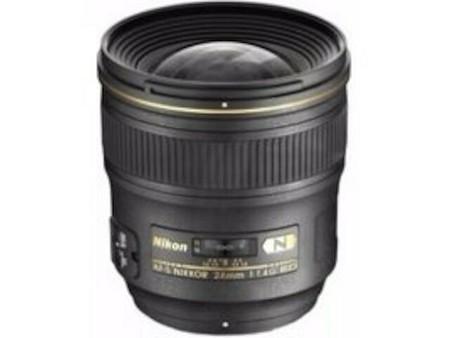 Nikon AF–S Nikkor 24mm f/1,4 G ED