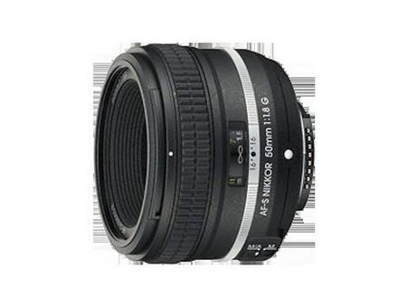 Nikon AF–S Nikkor 50 mm f/1,8 G SE