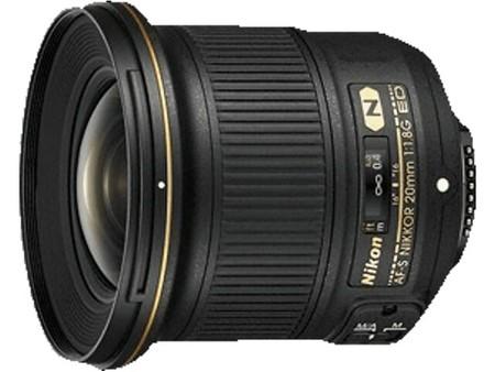 Nikon AF–S Nikkor 20 mm f/1,8 G ED