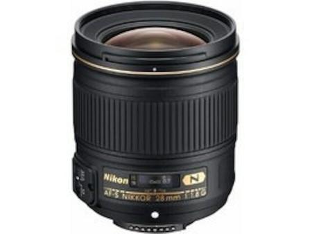 Nikon AF–S Nikkor 28 mm f/1,8 G