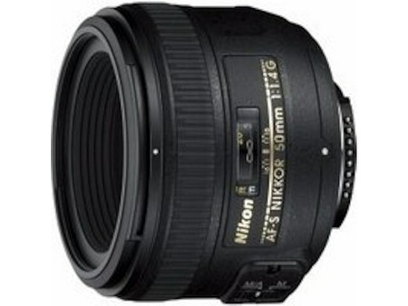 Nikon AF–S Nikkor 50 mm f/1,4 G