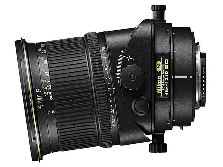 Nikon PC–E Micro–Nikkor 45 mm f/2,8D ED