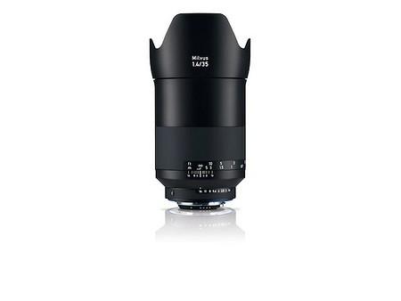 Zeiss Milvus 35 mm f/1,4 ZF.2