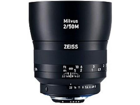 Zeiss Milvus 50 mm f/2 Makro ZF.2