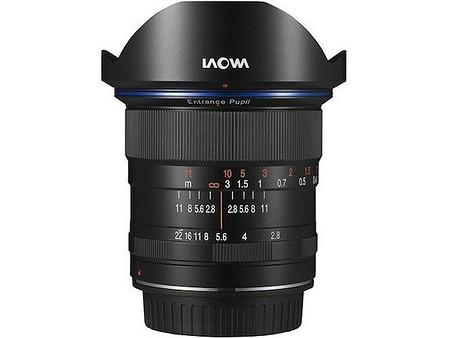 Laowa 12 mm f/2,8 Zero–D