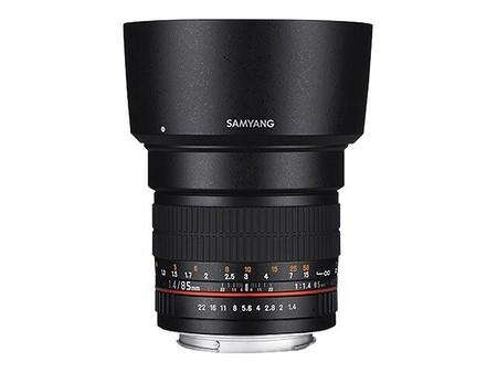 Samyang 85 mm f/1,4 AS IF UMC