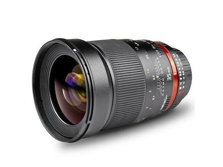 Walimex Pro 35 mm f/1,4