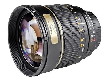 Walimex Pro 85 mm f/1,4