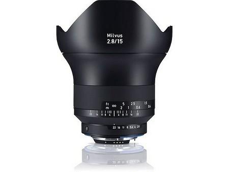 Zeiss Milvus 15 mm f/2,8 ZF.2