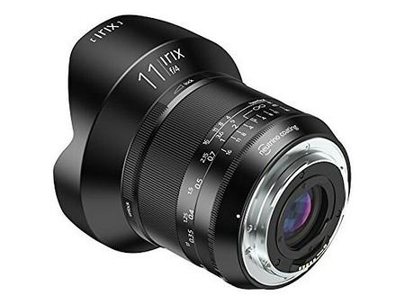 Irix 11 mm f/4,0 Blackstone