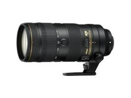 Nikon AF–S Nikkor 70–200 mm f/2,8E FL ED VR