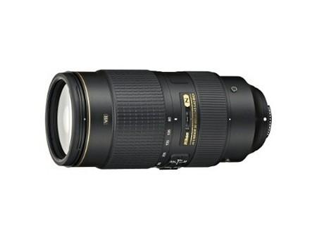 Nikon AF–S Nikkor 80–400mm f/4,5–5,6 G ED VR