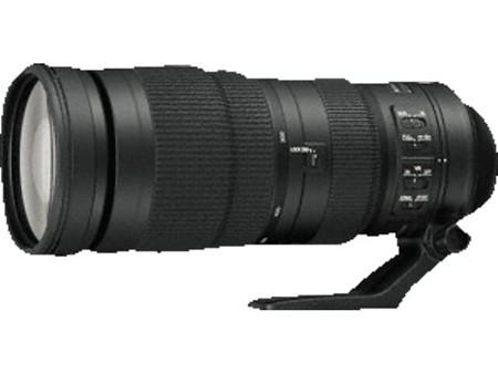 Nikon AF–S Nikkor 200–500 mm f/5,6E ED VR