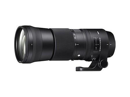 Sigma 150–600 mm f/5–6,3 DG OS HSM (C)