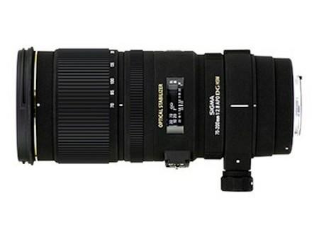 Sigma 70–200 mm f/2,8 EX DG OS HSM
