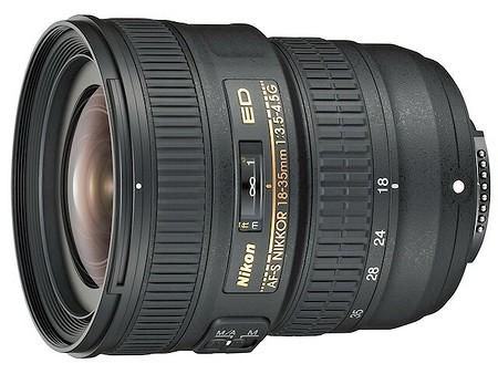 Nikon AF–S Nikkor 18–35 mm f/3,5–4,5 G ED