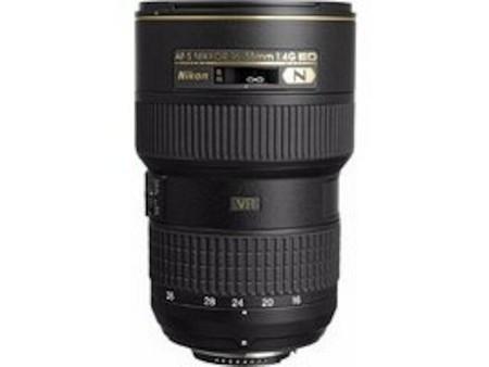 Nikon AF–S Nikkor 16–35 mm f/4 G ED VR