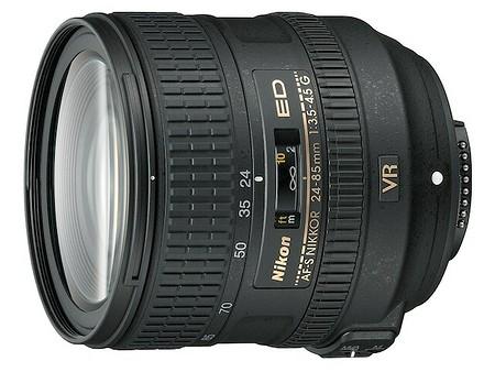 Nikon AF–S Nikkor 24–85 mm f/3,5–4,5 G ED VR