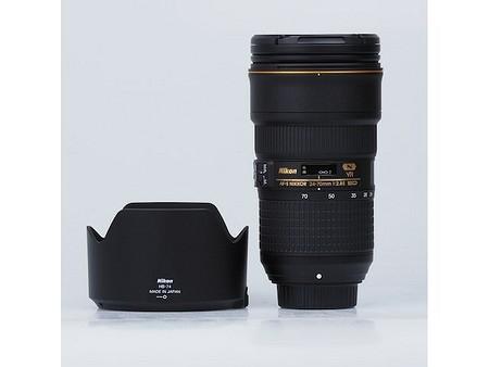 Nikon AF–S Nikkor 24–70mm f/2,8EED VR