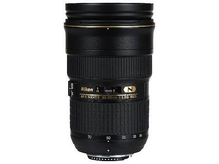 Nikon AF–S Nikkor 24–70 mm f/2,8 G ED