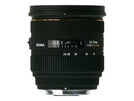 Sigma 24–70 mm f/2,8 EX DG HSM