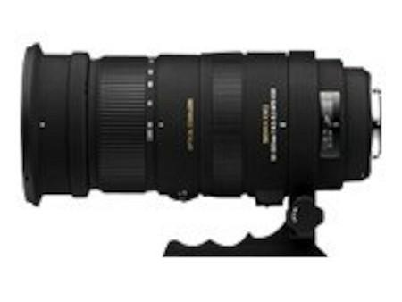 Sigma 50–500 mm f/4,5–6,3 DG OS HSM