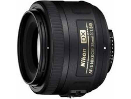 Nikon AF–S DX Nikkor 35 mm f/1,8 G