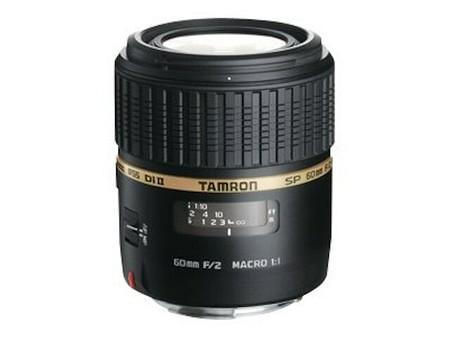 Tamron SP AF 60 mm f/2,0 Di II LD [IF] Macro