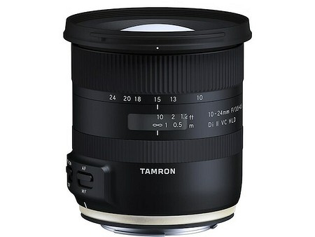 Tamron 10–24 mm f/3.5–4.5 Di II VC HLD