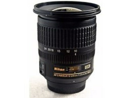 Nikon AF–S DX Nikkor 10–24 mm f/3,5–4,5 G ED