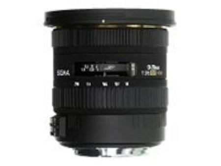 Sigma 10–20 mm f/3,5 EX DC HSM
