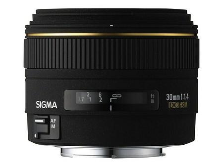 Sigma 30 mm f/1,4 DC HSM (A)
