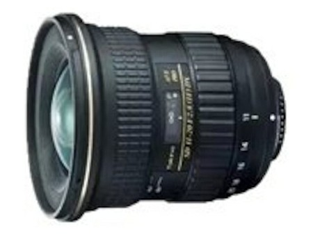 Tokina AT–X 11–20 mm f/2,8 Pro DX