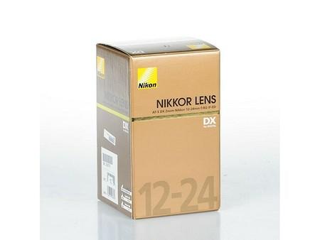 Nikon AF–S DX Zoom–Nikkor 12–24 mm f/4 G IF–ED