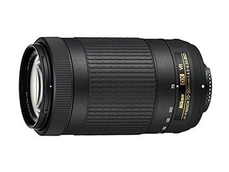 Nikon AF–P DX Nikkor 70–300 mm f/4,5–6,3 G ED